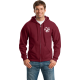 River Rat Rounders Hoodie Zip Colors